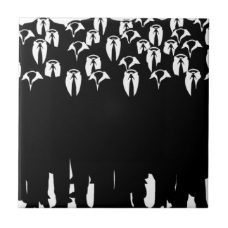 the people of anonymous tile