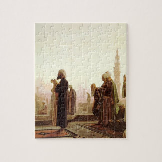 The people who are prayed on the roof jigsaw puzzle