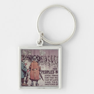 The People's Budget', 1909 Key Ring