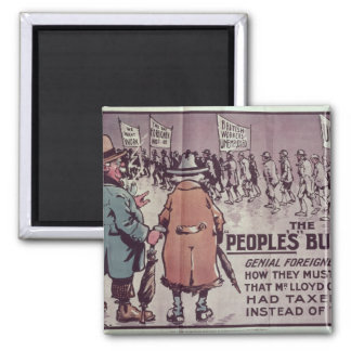 The People's Budget', 1909 Magnet