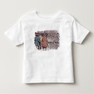The People's Budget', 1909 Toddler T-Shirt