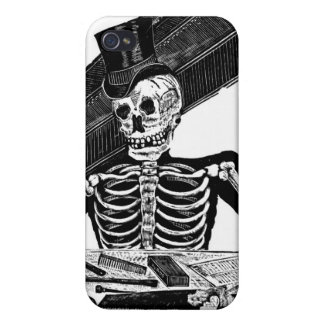 """""""The People's Calavera"""" circa 1800's Mexico Cases For iPhone 4"""
