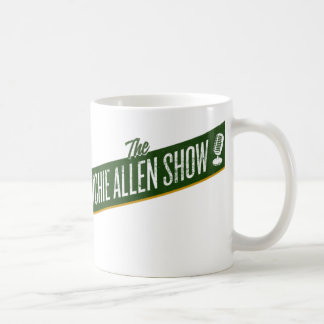The Peoples Voice TV Richie Allen Show Coffee Mug