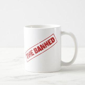 The Peoples Voice TV The Banned Mug. Coffee Mug