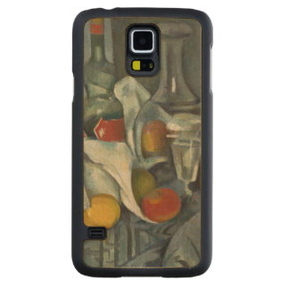 The Peppermint Bottle, 1893-95 (oil on canvas) Carved Maple Galaxy S5 Case