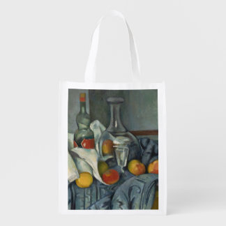 The Peppermint Bottle, 1893-95 (oil on canvas) Reusable Grocery Bag
