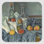 The Peppermint Bottle, 1893-95 (oil on canvas) Square Sticker