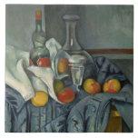 The Peppermint Bottle, 1893-95 (oil on canvas) Tile