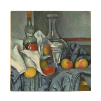 The Peppermint Bottle, 1893-95 (oil on canvas) Wood Coaster