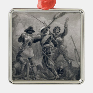 The Pequod War Christmas Ornament