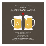 The Perfect Brew Engagement or Wedding Shower Custom Announcements