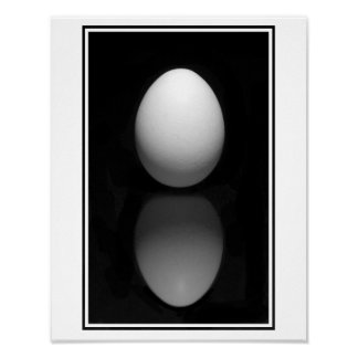 The Perfect Egg Poster