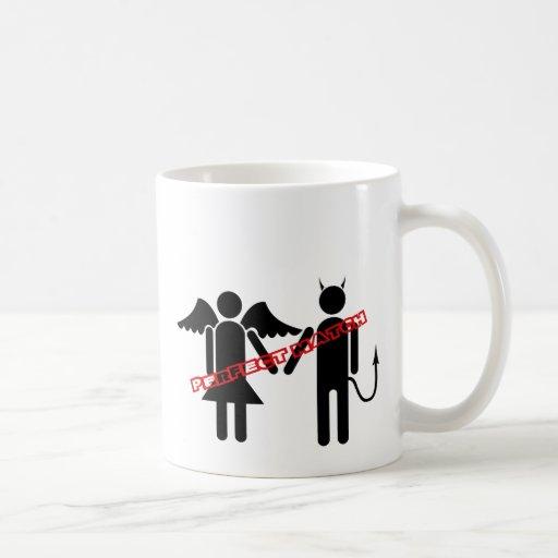 The Perfect Match Cusomizable Mug