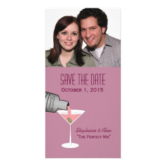 The Perfect Mix Save The Date Photo Cards