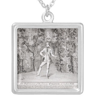 The Performances of the famous Silver Plated Necklace