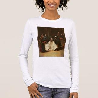 The Perfume Seller (oil on canvas) (see alo 166068 Long Sleeve T-Shirt