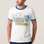 The Periodic Table of Elements T Shirt