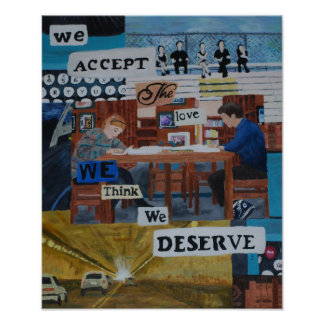 The Perks of Being a Wallflower Print