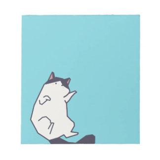 The Pet - Cat Notepad