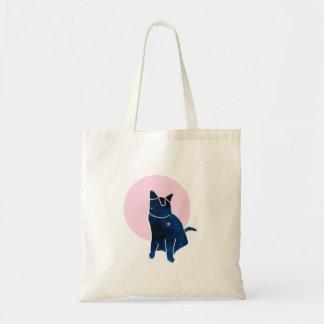 THE PET - GALAXY CAT TOTE BAG