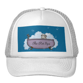 The Pet Spa - gifts for dog lovers Cap