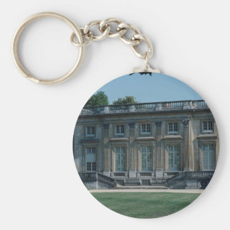 The Petit Trianon, 1762-64, architect, J.A. Gabrie Keychain