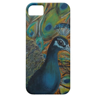 The Petulant Peacock Inspiring Phonecase iPhone 5 Cover