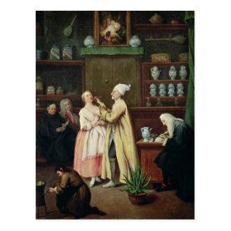 The Pharmacist Postcard