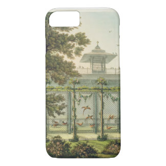 The Pheasantry, engraved by Joseph Constantine Sta iPhone 8/7 Case