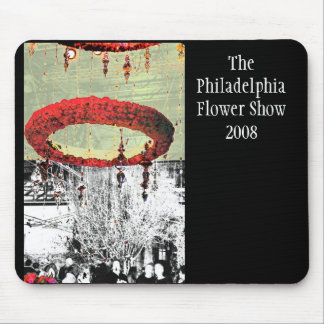 The Philadelphia Flower Show 2008 Mouse Pad