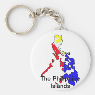 The Philippine Islands Key Ring