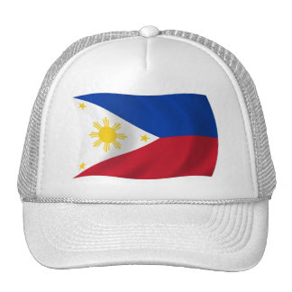 The Philippines Flag Hat