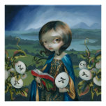 The Philosopher's Egg ART PRINT Alchemy Lowbrow