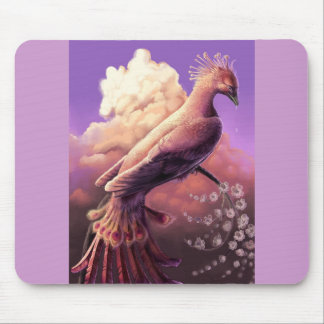 The Phoenix by Gustavo Siqueira Mousepads