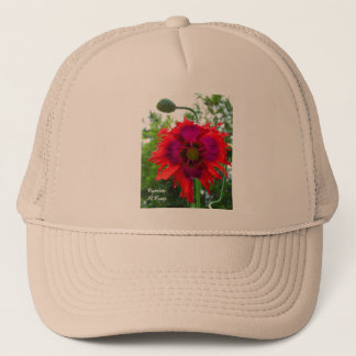 The Phoenix Poppy Trucker Hat