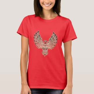 The Phoenix Rises From The Ash T-Shirt