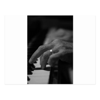 The Pianist Postcard