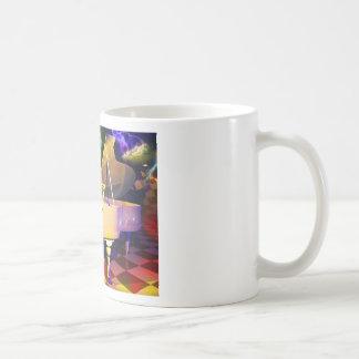 The Piano Coffee Mugs