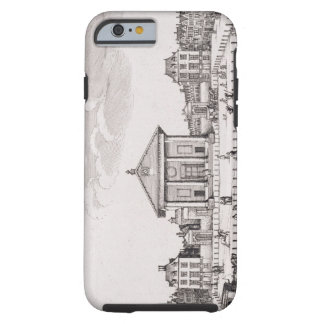 The Piazza in Covent Garden, 1647 (engraving) iPhone 6 Case