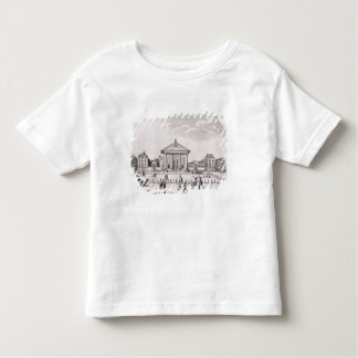 The Piazza in Covent Garden, 1647 (engraving) Toddler T-Shirt