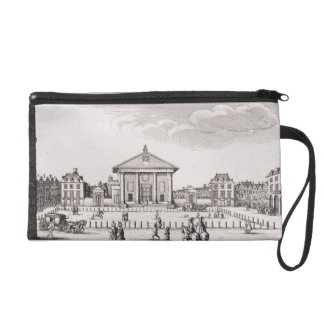The Piazza in Covent Garden, 1647 (engraving) Wristlet
