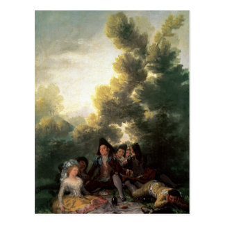 The Picnic 1785-90 Post Cards
