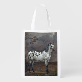 The Piebald Horse, 1653 Grocery Bag