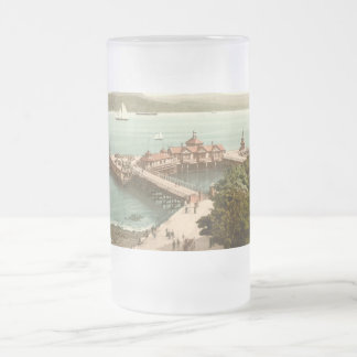 The Pier at Dunoon Argyll and Bute Scotland Coffee Mugs