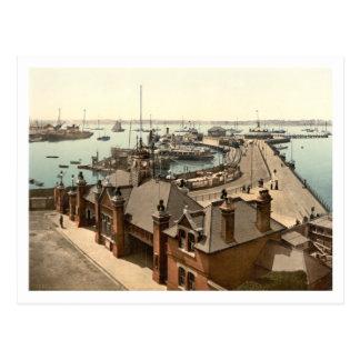 The Pier, Southampton, Hampshire, England Postcard