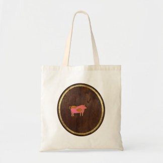 The Pig 2009 Budget Tote Bag