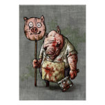 The Pig Butcher Poster