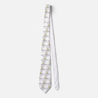 The Pigeon Whisperer Tie