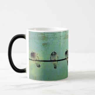 The Pigeons Magic Mug