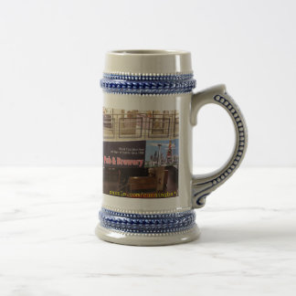 The Pike Pub & Brewery Beer Steins